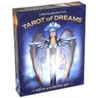 "Маркетти Чиро, ""Tarot of Dreams"", книга из серии: Карты. Таро"