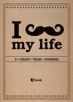 """""""I *** MY LIFE. 5 crazy year journal (блок с вопросами)"""", книга из серии: Общие вопросы"""