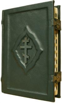 """""""Библия (048DCTI) зеленая"""", книга из серии: Священное писание"""
