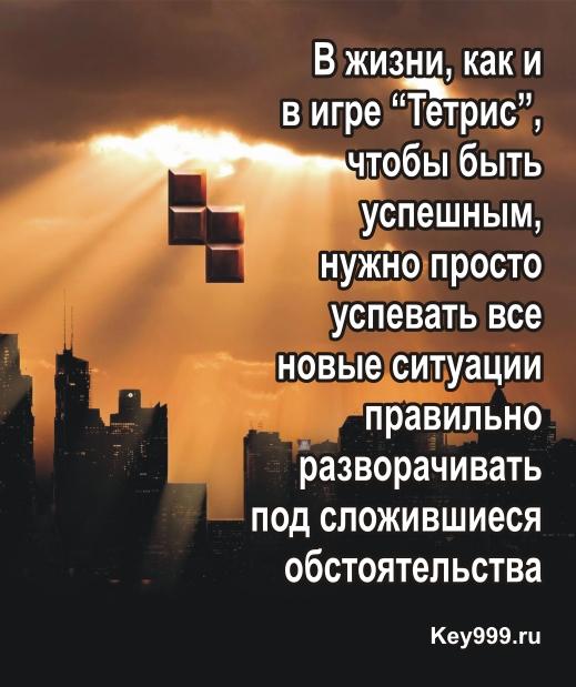 тетрис жизни